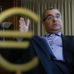 Bank of Cyprus Gov Panicos Demetriades is an ECB Board Member