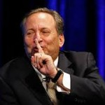larry summers shush